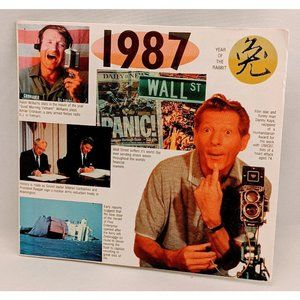 A Time To Remember - 1987 CDCard EMI Records CD